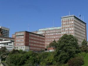 BSH Gebäude Hamburg